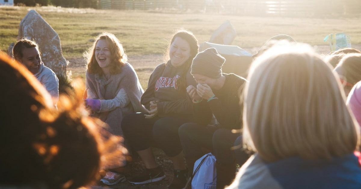 spark womens retreat package options