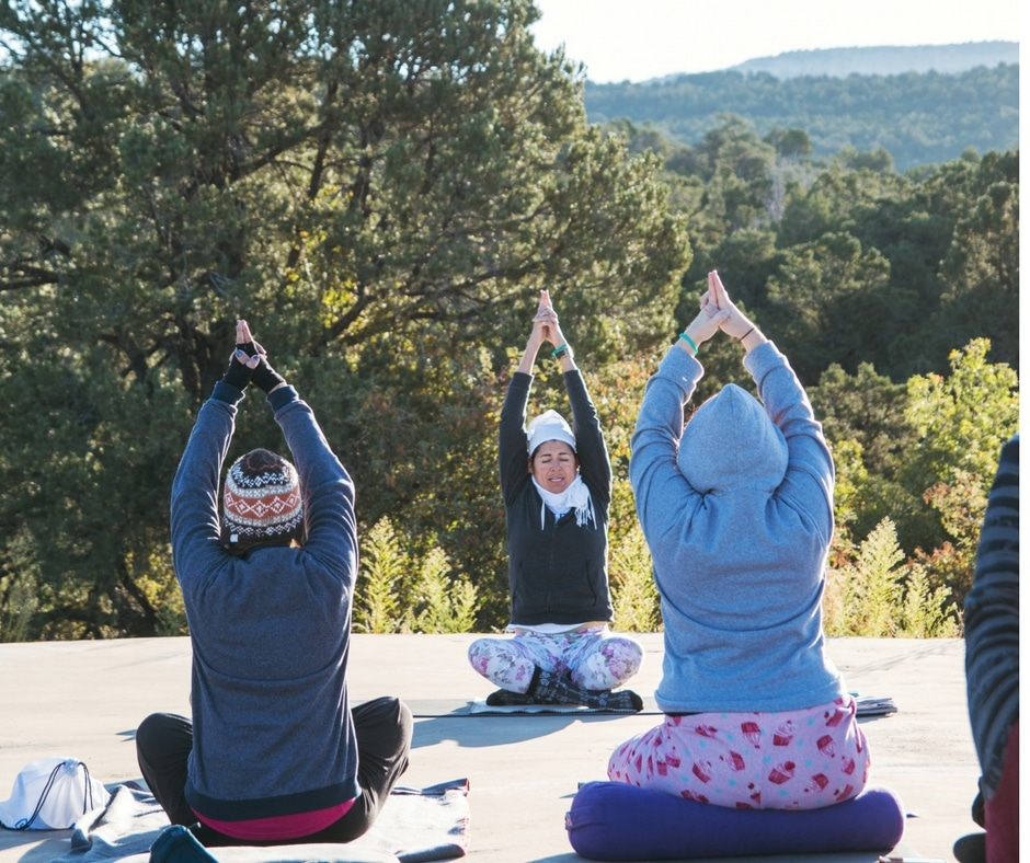 spark womens retreat yoga zion national park