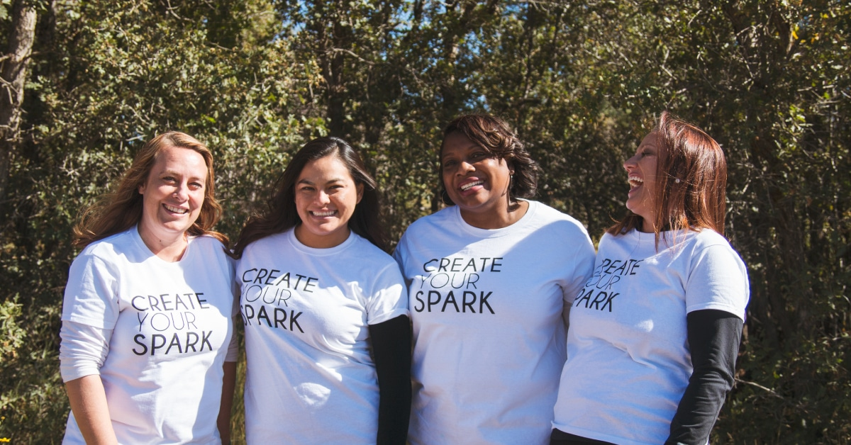 spark womens retreat calendar